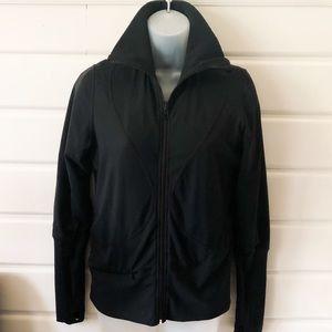 EUC Lululemon Raja Reversible Jacket Black/Black